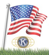 kiwanis flag program