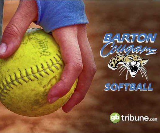 barton community college softball