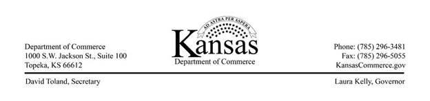 ks department of commerce logo