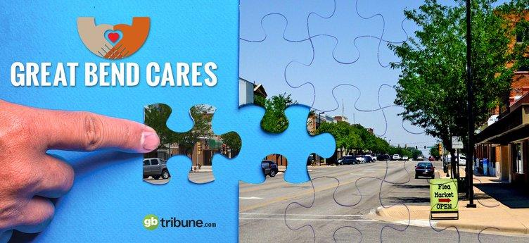 GB Cares art