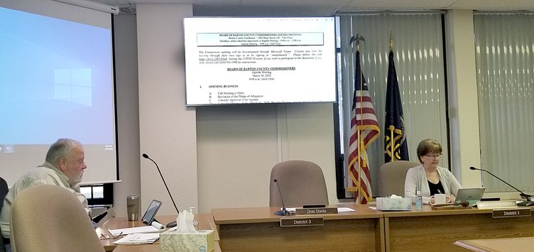 county commission covid-19 virtual meeting