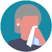 protect - sneeze