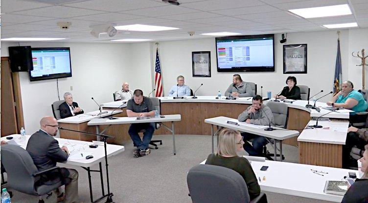 city covid-19 budget session