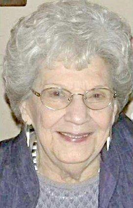 Helen Mayers Blado1921 - 2020