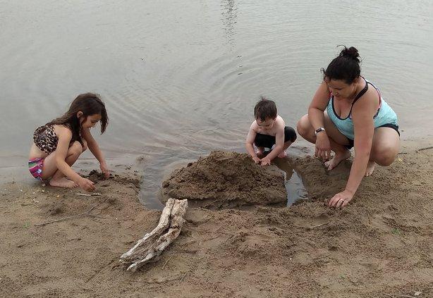 Buliding Sand Castles
