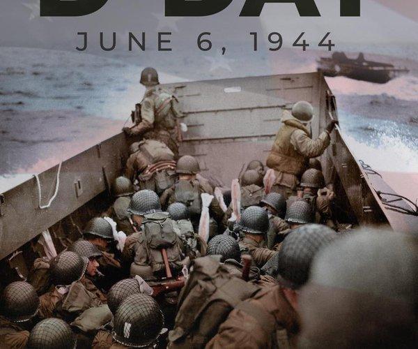 D-day art