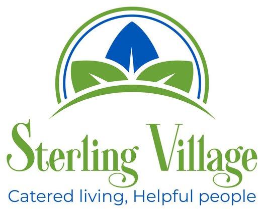 sterling village logo 2020