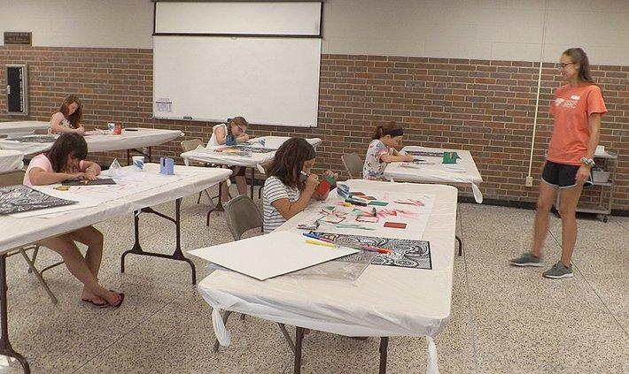 DIY Art Class