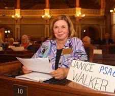 Janice Walker KSHL