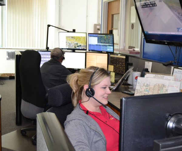 Barton County 911 Dispatchers