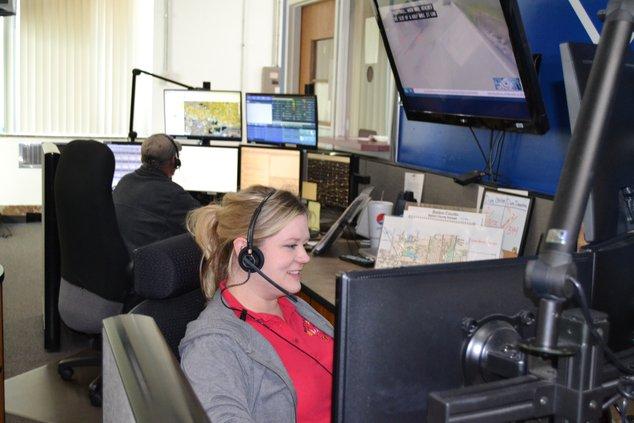 Barton County 911 Dispatchers