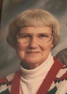 Selma Fay Webb  1933 - 2020