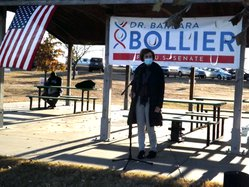 bollier at vets park 10-29-20