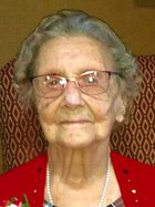 Helen Portenier Bosley1912 - 2020