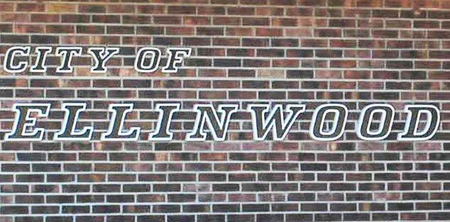 CityofEllinwoodsign