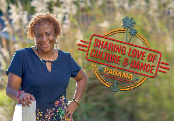 Mercedes Helm - Sharing love of culture and dance