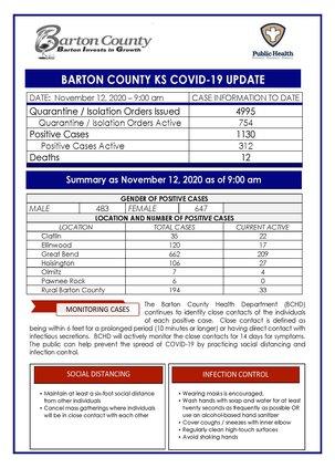 covid announcement 11-12-20