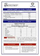 covid update 11-25-20