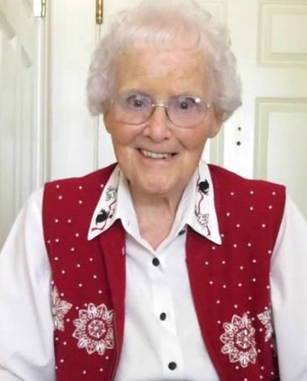 "Wilma ""Billie"" Lee (Luder) McAlexander   1927 - 2020"