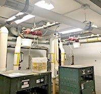 PAC boiler