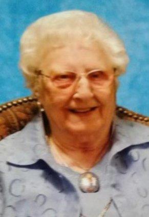 Wanda Pauline (Clough) Nickels Witt   1922 - 2020