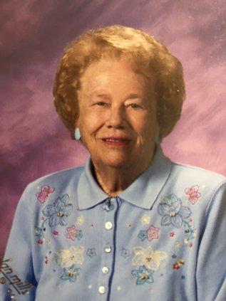 Eleanor Louise Miller1918 - 2020