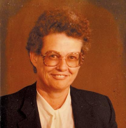 Hazel Margaret Fry1931 - 2021