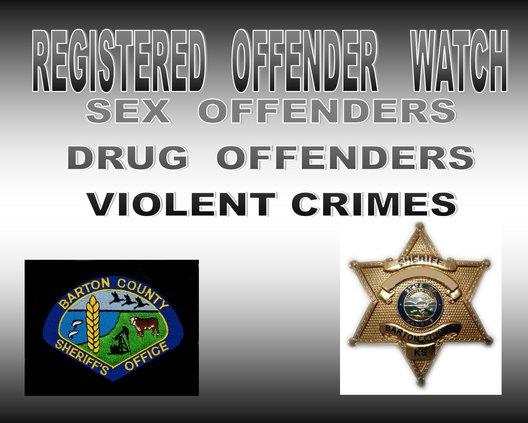 Registered Offender canvas