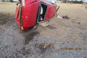 Barton County Rollover Crash