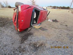 Barton County Rollover Crash
