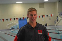 swimmer matt huslig