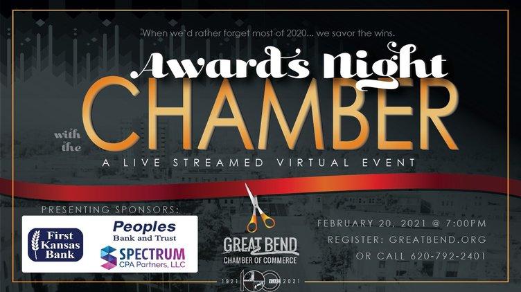 Chamber Awards Banquet