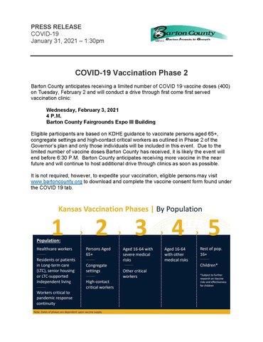 Vaccine COVID 19 2 3 21first dose max 640x480.