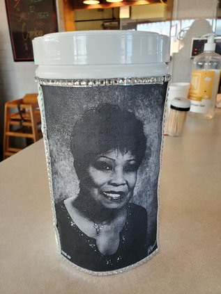 Betty Underwood cup