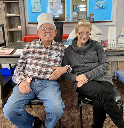 GB Senior Center crowns King and Queen