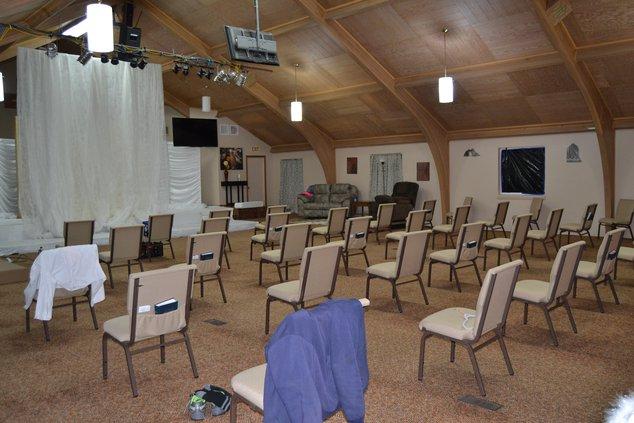 Nazarene Church Sanctuary