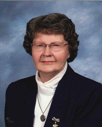Mary Louise Moyers  1922 - 2021