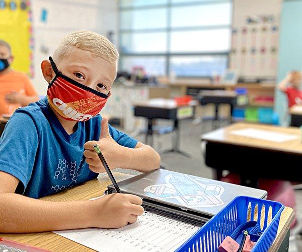 thumps up public schools 2021