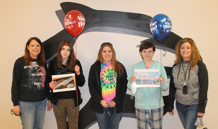 GBMS Suicide Prevention Poster Winners
