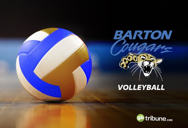 Barton Community College Volleyball 2021
