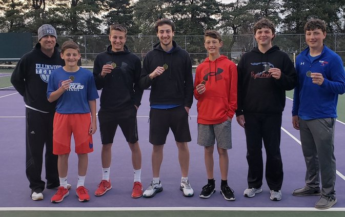 ellinwood tennis