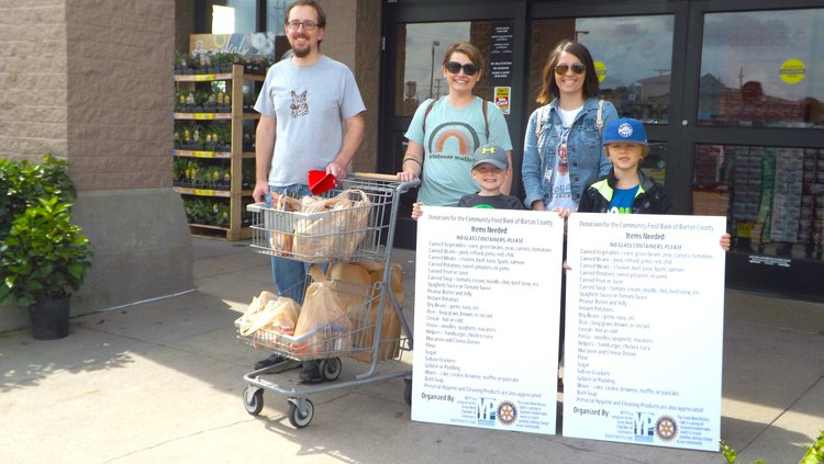 BCYP Food Drive - Second