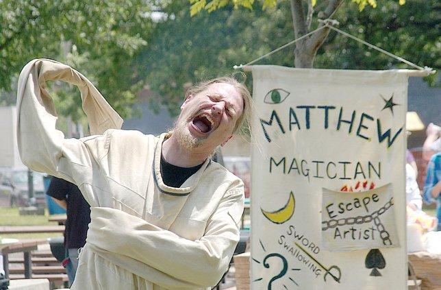Matthew the Magician