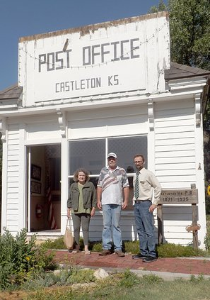Historical Society Post Office