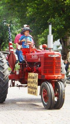 Norman Habiger Tractor