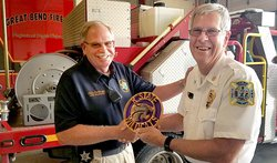 fire department retirees