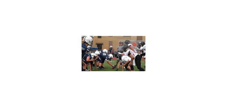 GBMS 7th football