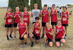 GBMS cross country