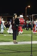 Miss Kansas bass drum