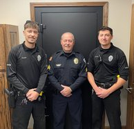 Reed family police officers